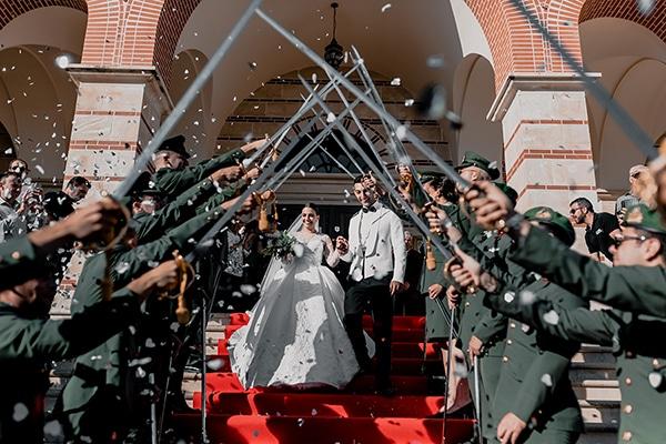 Στρατιωτικοί γάμοι