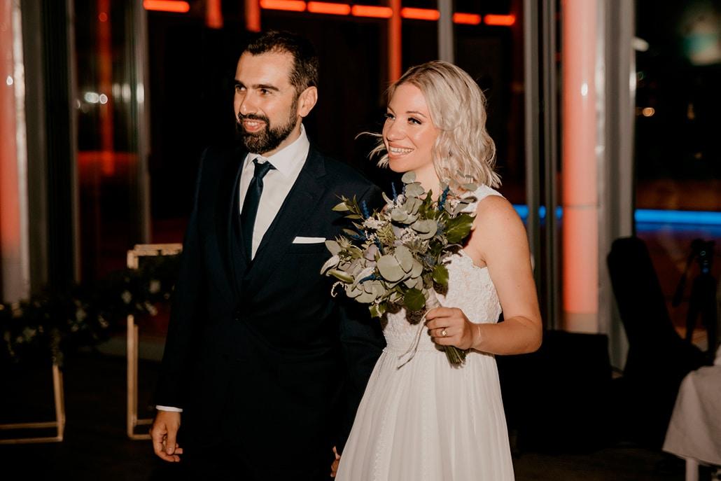 Υπέροχος καλοκαιρινός γάμος στο Ηράκλειο | Μαρία & Ευάγγελος