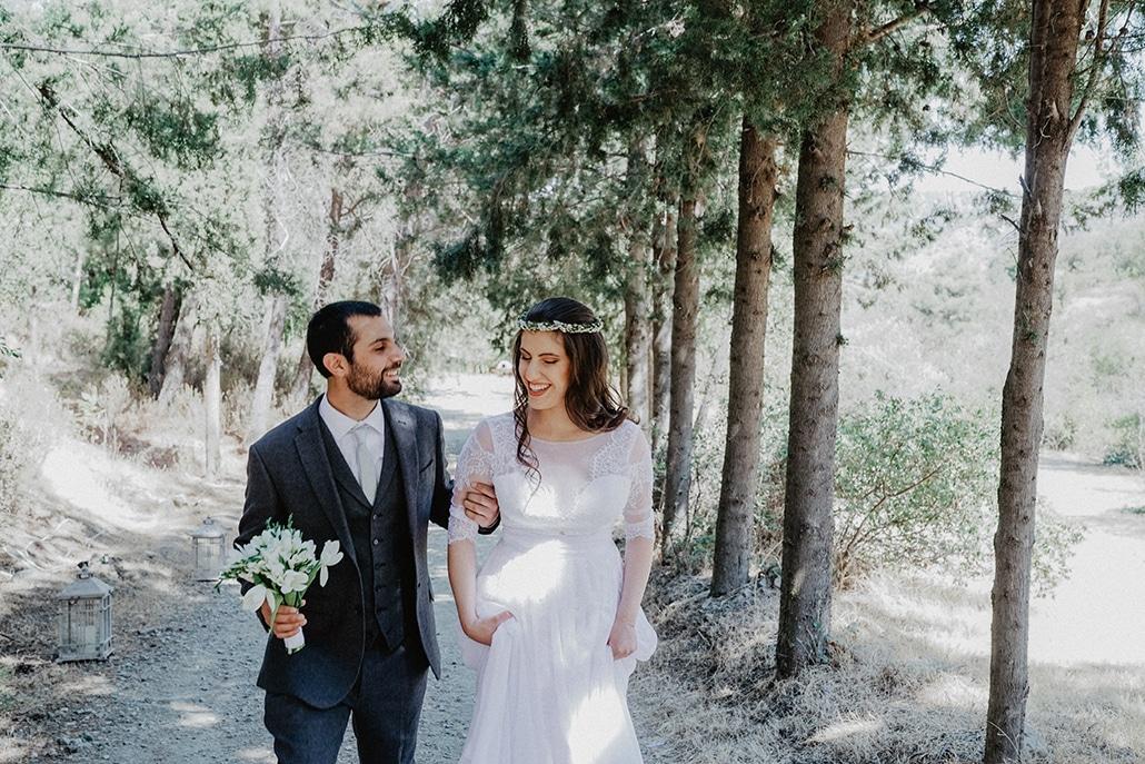 Παραδοσιακός φθινοπωρινός γάμος σε χωριό της Λευκωσίας │ Άννα & Στυλιανός