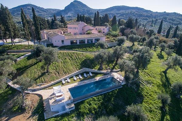 The Courti Estate