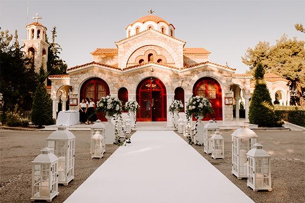 All ceremony decoration