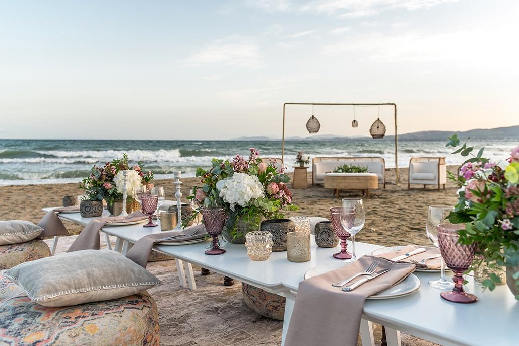 Υπέροχο παραθαλάσσιο venue για έναν αξέχαστο destination γάμο στην Ελλάδα