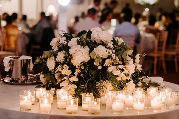 Ανθοστολισμός Γάμου στην Κύπρο
