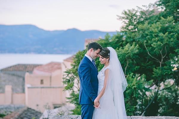 Γάμοι στην Μονεμβασιά