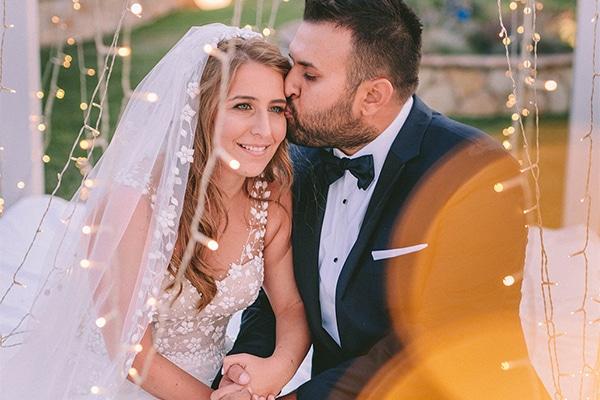 Ρομαντικός φθινοπωρινός γάμος στην Αθήνα σε παστέλ αποχρώσεις │ Σοφία & Πυθαγόρας