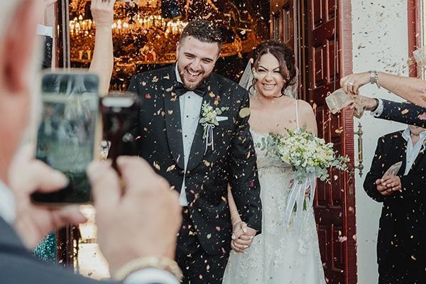 Καλοκαιρινός γάμος σε χωριό της Κύπρου με ρομαντικές πινελιές | Άννα Μαρία & Παναγιώτης