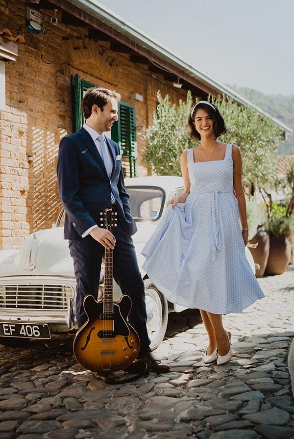 Μια υπέροχη ιδέα για entertainment με vintage στυλ για το γαμήλιο πάρτι σας