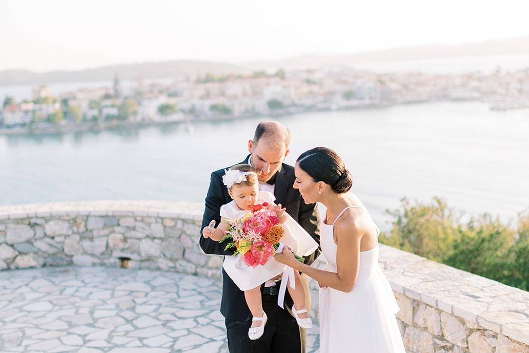 Όμορφος φθινοπωρινός γάμος – βάπτιση με ζωηρά χρώματα │ Μαρίνα & Γιώργος