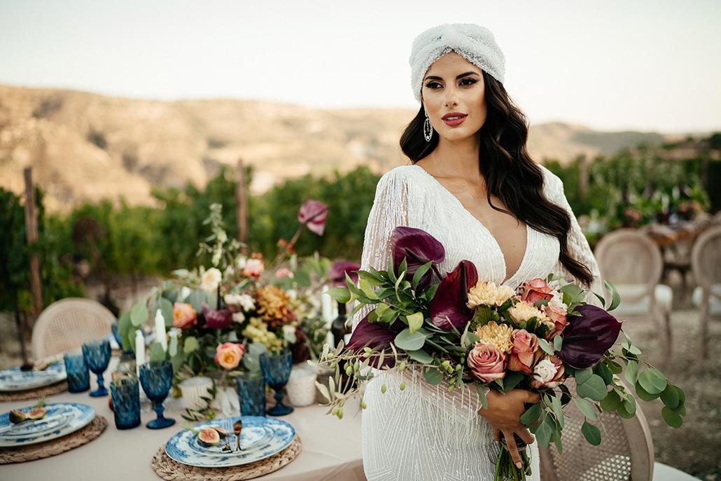 Πανέμορφο Vineyard styled shoot με τις πιο inspiring λεπτομέρειες