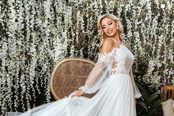 Ονειρικά νυφικά φορέματα από Complice – Stalo Theodorou │ Bridal Collection Rhapsody 2021