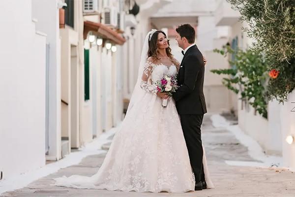 Υπέροχο βίντεο καλοκαιρινού γάμου στην Άνδρο│ Ζάννα & Θεόφιλος