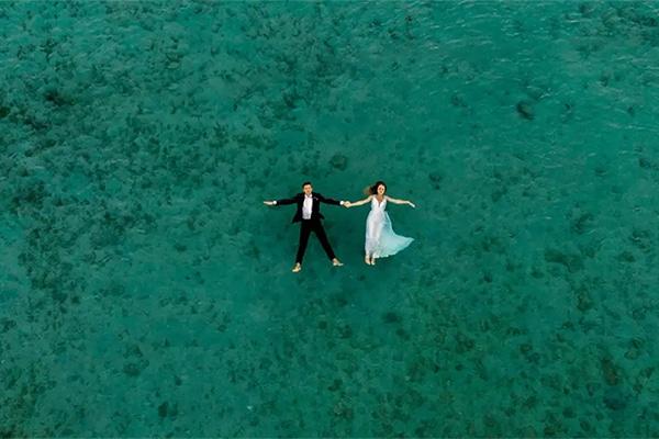 Υπέροχο βίντεο φθινοπωρινού γάμου στη Φθιώτιδα με την πιο ρομαντική διάθεση