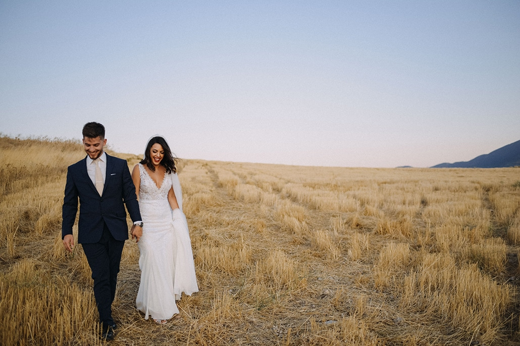 Ρομαντική next day φωτογράφιση│ Γιούλη & Βαγγέλης