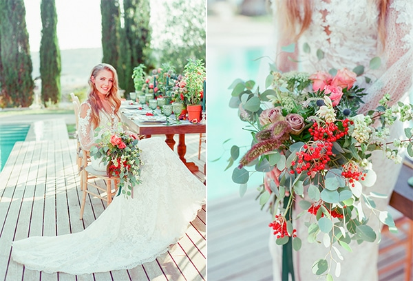 dreamy-tuscany-inspired-styled-shoot-stunning-emerald-green-red-hues_01A