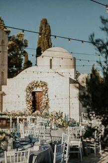 Γραφικό εκκλησάκι της Αγίας Αθανασίας στο Anassa Hotel στην Πάφο