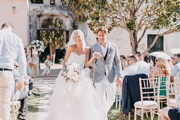 Ρομαντικός destination γάμος στην Κέρκυρα σε pastel αποχρώσεις ǀ Δήμητρα και Άλεξ