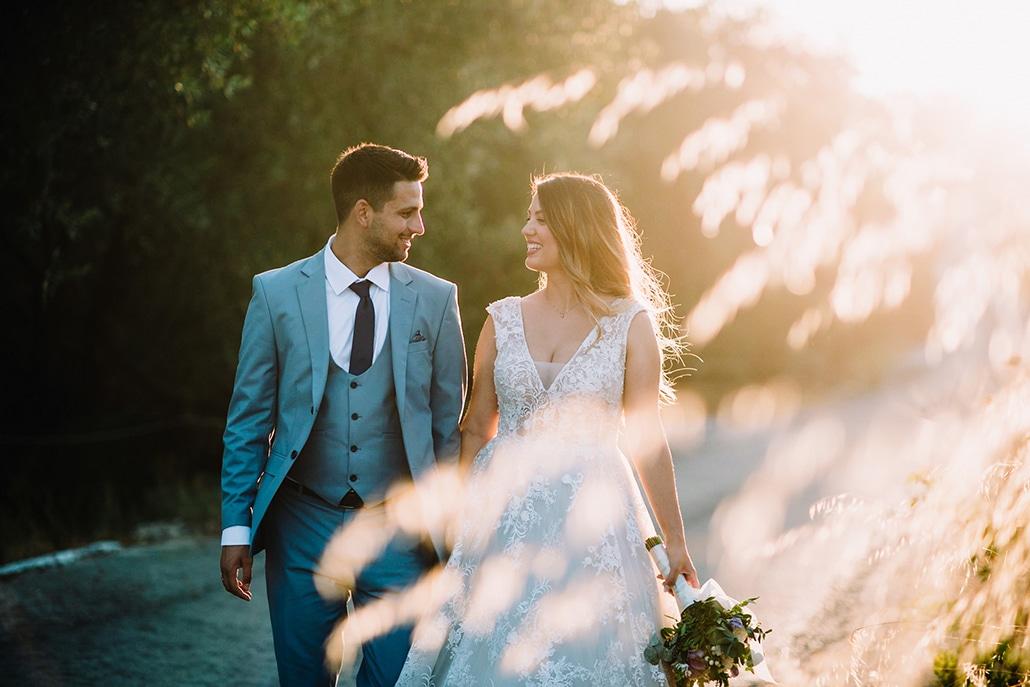 Ρομαντικό day after shoot στη φύση │ Ανθή & Αντώνης