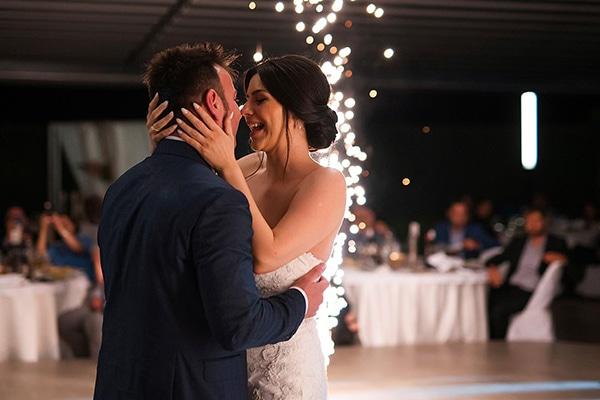 Ρομαντικός γάμος στη Λάρισα σε λευκές – μπεζ αποχρώσεις │ Ζωή & Μιχάλης