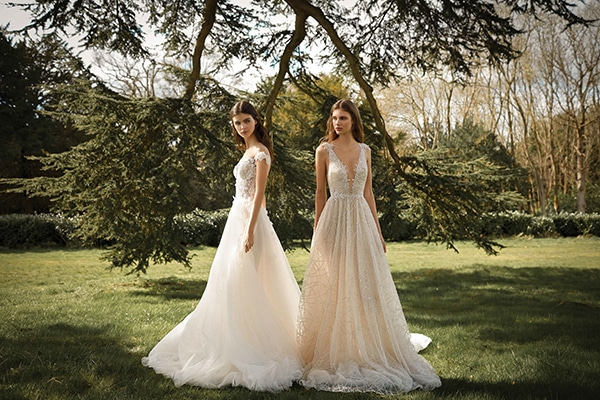 Εκθαμβωτικά νυφικά φορέματα από Galia Lahav │ Bridal Collection 2021