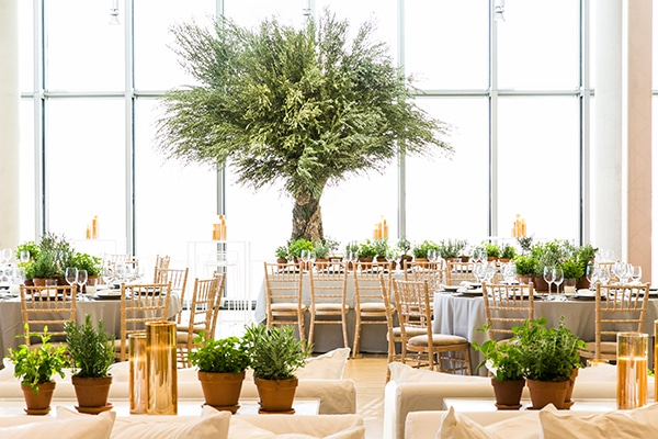 Πρωτότυπες ιδέες διακόσμησης γάμου με έμπνευση από την ελληνική παράδοση