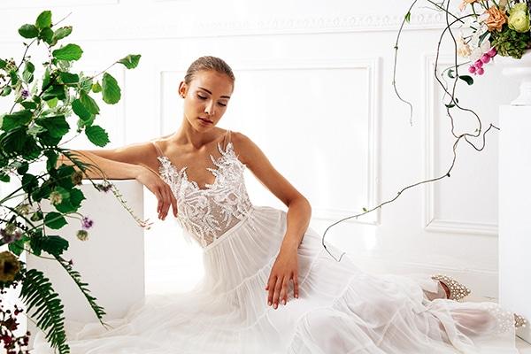 Νυφικά φορέματα από Denise Eleftheriou για μια utterly romantic εμφάνιση