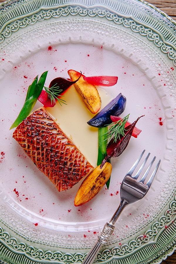 Ευπαρουσίαστα πιάτα με μοναδικές γεύσεις από ΟΛΟΝ Full Flavor Events