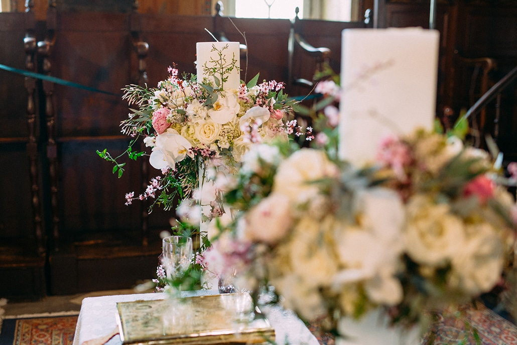 Υπέροχες ανοιξιάτικες ιδέες διακόσμησης γάμου με αμυγδαλιές