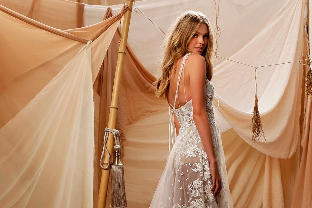 Nυφικά φορέματα Muse by Berta για μια glamorous εμφάνιση