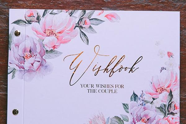 Τα πιο όμορφα βιβλία ευχών για το γάμο σας │ The Collection by Eleni