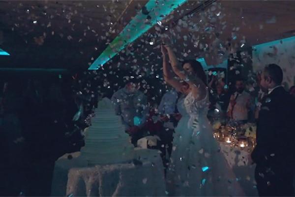 Ρομαντικός φθινοπωρινός γάμος στη Λεμεσό