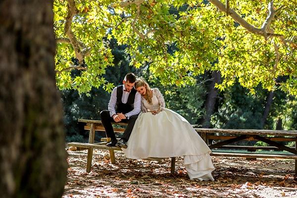 Ρομαντική next day φωτογράφιση στη φύση │ Δέσποινα & Λάμπρος
