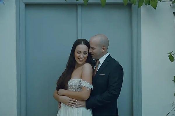 Ρομαντικό βίντεο στρατιωτικού γάμου στην Αθήνα │ Bούλα & Γιάννης