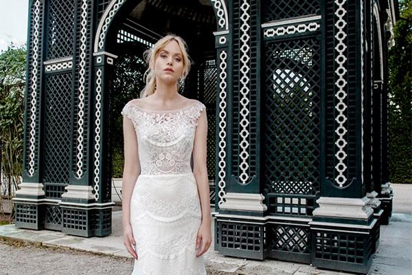Νυφικά φορέματα από Γιώτα Καλογεροπούλου για μια ξεχωριστή νυφική εμφάνιση