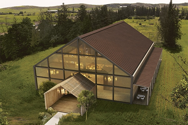 Barnhouse at Lapatsa