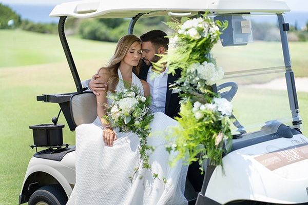 Garden wedding inspiration από μια παραμυθένια φωτογράφιση με ρομαντική διακόσμηση