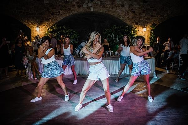 Πρωτότυπη ιδέα χορός της νύφης