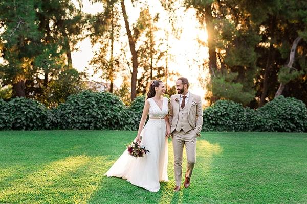 Ρουστίκ καλοκαιρινός γάμος στη Θεσσαλονίκη με τα τις πιο φανταχτερές αποχρώσεις του φούξια│ Μαρία & Βασίλης