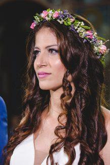 Ρομαντικό ανάλαφρο μακιγιάζ από Lenia MakeUp Artist