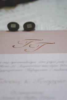 Υπέροχες προσκλήσεις γάμου σε λευκές και απαλές ροζ αποχρώσεις