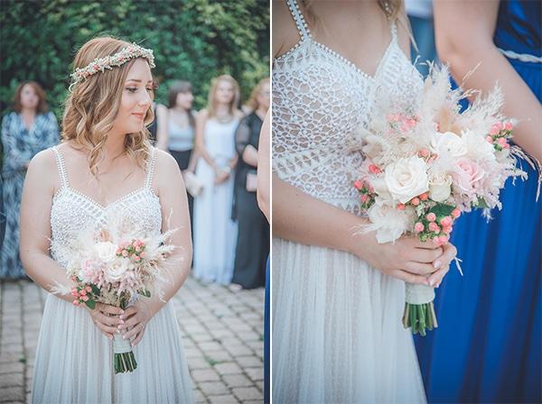 bohemian-summer-wedding-athens-pampas-grass-roses-pink-coral-hues_23A