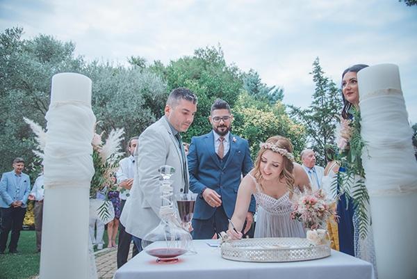 bohemian-summer-wedding-athens-pampas-grass-roses-pink-coral-hues_27