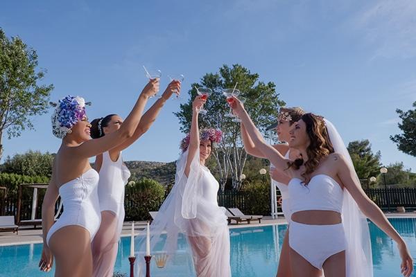 Ονειρικό bachelorette party στην Αθηναϊκή Ριβιέρα με την πιο καλοκαιρινή διάθεση