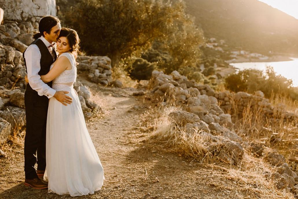 Ρομαντική next day φωτογράφιση στο Πόρτο Γερμενό│Ειρήνη & Στέφανος