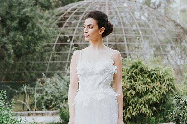 Σαγηνευτικά νυφικά φορέματα από Atelier Stella Makridou που θα λατρέψετε