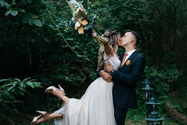 Παραδοσιακός καλοκαιρινός γάμος στην Πτολεμαΐδα με bohemian touches │ Λίνα & Φίλιππος