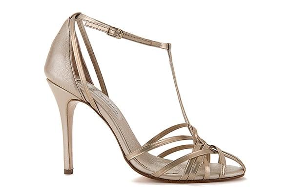Μοναδικά νυφικά παπούτσια από Panos Shoe Designer που απογειώνουν την εμφάνιση σας