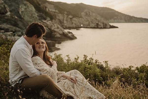 Ανανέωση όρκων γάμου στο παραμυθένιο ξωκλήσι του Mamma Mia στην όμορφη Σκόπελο │ Hannah & Caleb