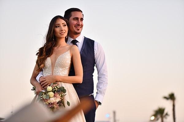 elegant-chic-summer-wedding-pavillion-hall-roses-hydrangeas-white-pink-hues-gold-details_01x
