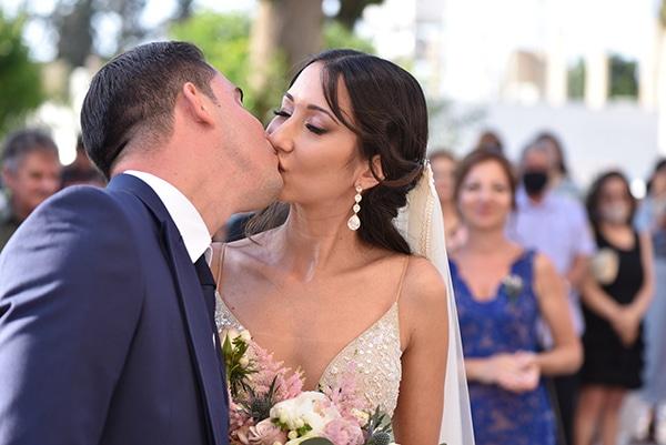 elegant-chic-summer-wedding-pavillion-hall-roses-hydrangeas-white-pink-hues-gold-details_12x