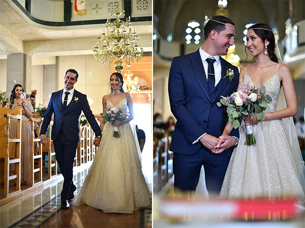 elegant-chic-summer-wedding-pavillion-hall-roses-hydrangeas-white-pink-hues-gold-details_13A